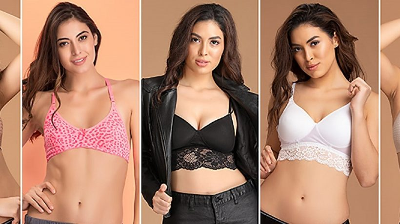 6 Different Types of Bras