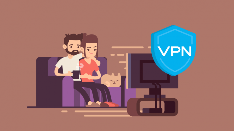 How to set up a vpn on smart tv?