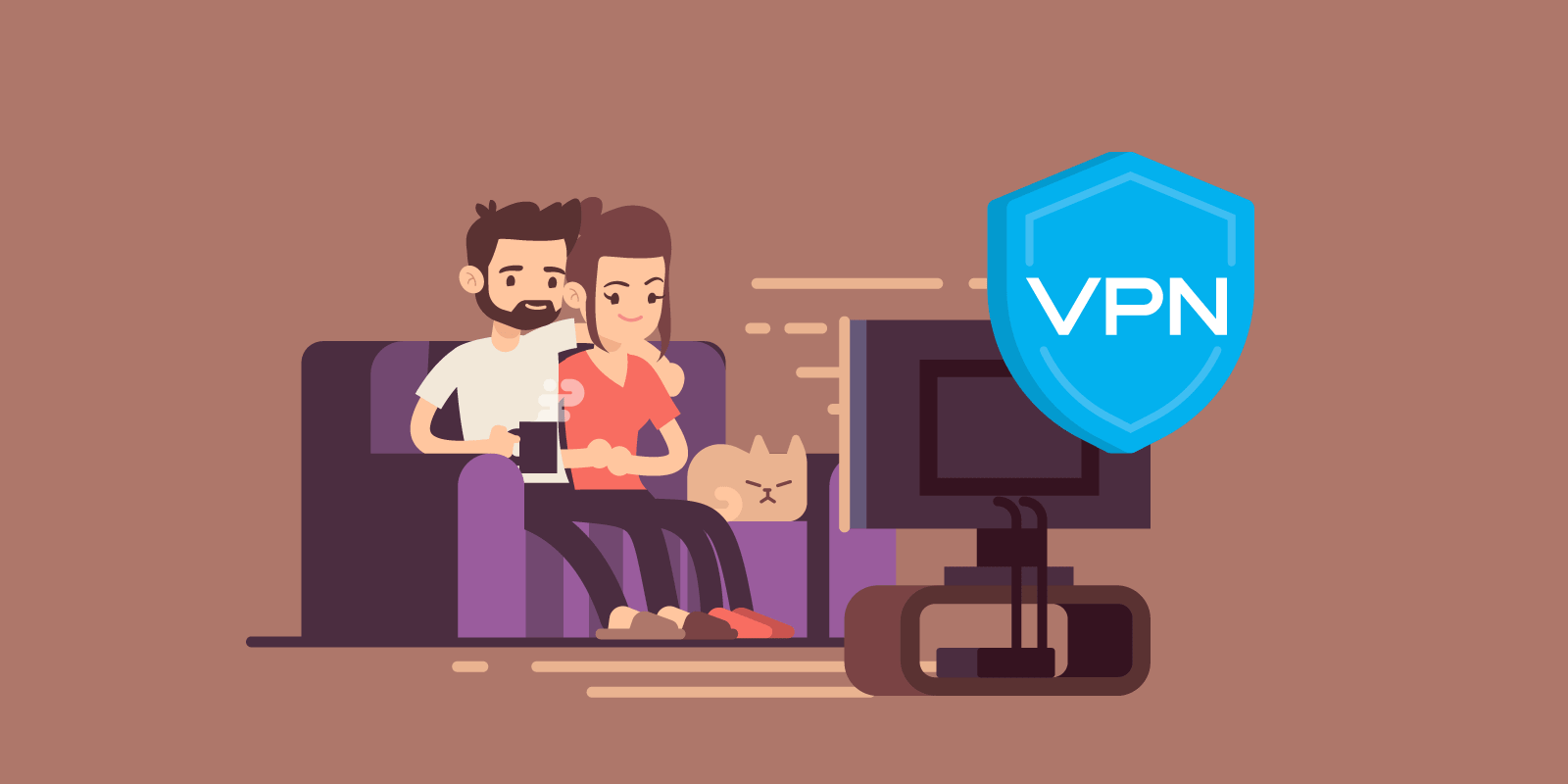 how to set up a vpn on smart tv
