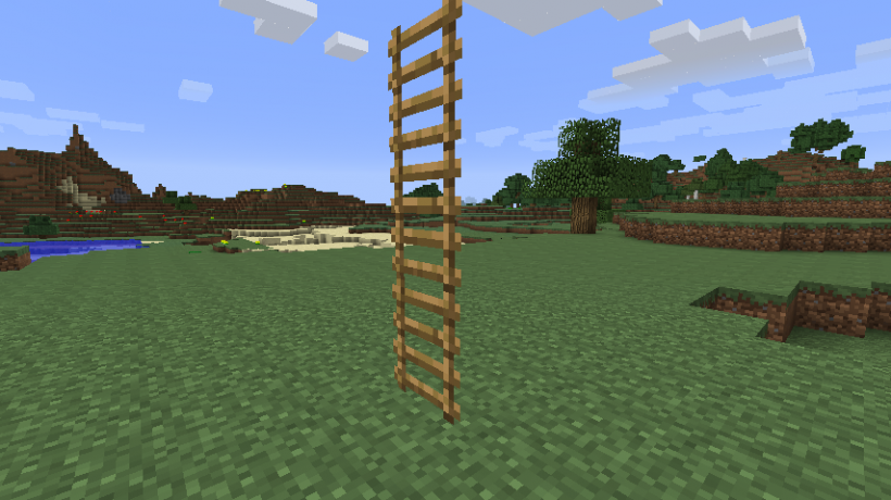 How To Make Ladders In Minecraft?